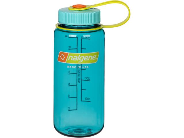 Nalgene Everyday Weithals Trinkflasche 500ml cerulean